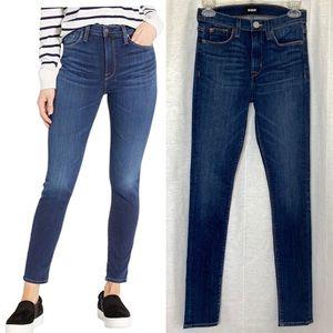 Hudson barbara high waist super skinny jeans SZ 25
